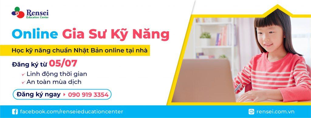 Học Online Kỹ năng chuẩn Nhật Bản tại nhà